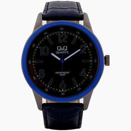 Ceas barbatesc Q&Q Dark Blue - Q922J515Y