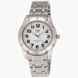 Ceas barbatesc Q&Q Optimum Silver - Q582J204Y