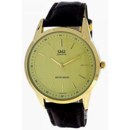 Ceas barbatesc Q&Q Vintage Gold - Q886J100Y