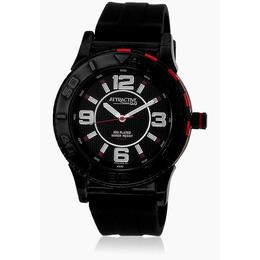 Ceas barbatesc Q&Q Attractive Fashion Black - DA34J515Y