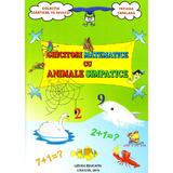 Ghicitori matematice cu animale simpatice - Tatiana Tapalaga, editura Lizuka Educativ