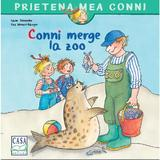 Conni merge la zoo - Liane Schneider, Eva Wenzel-Burger, editura Casa