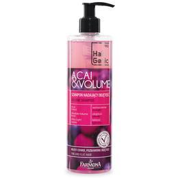 Sampon pentru Volum - Farmona Hair Genic Acai & Volume Shampoo for Fine & Flat Hair, 400ml
