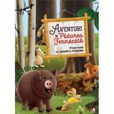Aventuri in Padurea Fermecata - Povestioare cu animalute dragalase, editura Litera