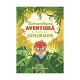 Extraordinara aventura a micilor exploratori 6 ani+, editura Nomina
