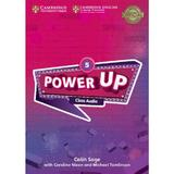 Power Up Level 5 Class Audio CDs (4), editura Cambridge Univ Elt