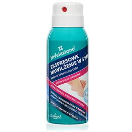 Crema Spray Hidratanta pentru Picioare - Farmona Nivelazione Express Hydration Foot Cream, 100ml