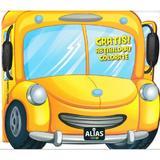 Autobuzul. Abtibilduri colorate, editura Alias