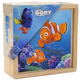 Cuburi de lemn - Finding Dory