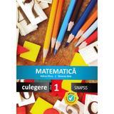 Matematica - Clasa 1 - Culegere - Adina Micu, Simona Brie, editura Sinapsis
