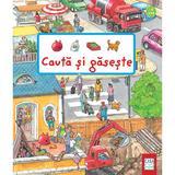 Cauta si Gaseste - Susanne Gernhauser, Marion Kreimeyer-Visse, Anne Suess, editura Casa