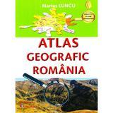 Atlas geografic Romania - Marius Lungu
