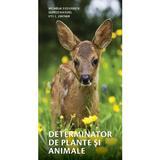 Determinator de plante si animale - Wilhelm Eisenreich, Alfred Handel, Ute E. Zimmer, editura Casa