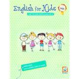 English for kids - Clasa 3 - Caiet de lucru. Ed. 2018 - Rodica Dinca, editura Booklet