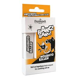Roll-On pentru Calmarea Intepaturilor - Farmona Bang Bang Mosquito Killer Bite Soothing Roll-On, 10ml
