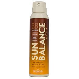 Spuma-Fluid de Corp pentru Piele Inchisa la Culoare - Farmona Sun Balance BB Mousse-Fluid Body Care, 150ml