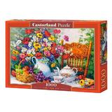Puzzle 1000. Time for Tea