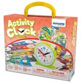 Activity Clock. Ceas educativ cu activitati
