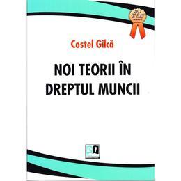 Noi teorii in dreptul muncii - Costel Gilca, editura Rosetti