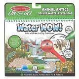 Water Wow! Carnet, Apa magica deluxe. Descopera animalele