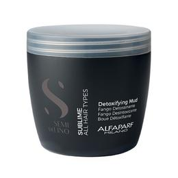 Namol Detoxifiant - Alfaparf Milano Semi Di Lino Sublime Detoxifying Mud, 500ml