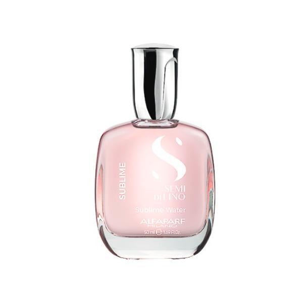 Apa Parfumata pentru Par si Corp - Alfaparf Milano Semi Di Lino Sublime Water, 50ml imagine produs