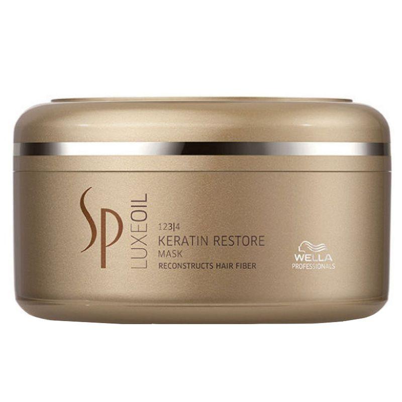 Masca Reparatoare - Wella SP Luxe Oil Keratin Restore Mask 150 ml imagine
