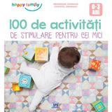 100 de activitati pentru cei mici 0-3 ani - véronique conraud