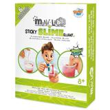 Mini Lab, Sticky slime. Mini - Laboratorul de slime