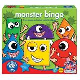 Joc educativ - Monster Bingo. Monstruletii