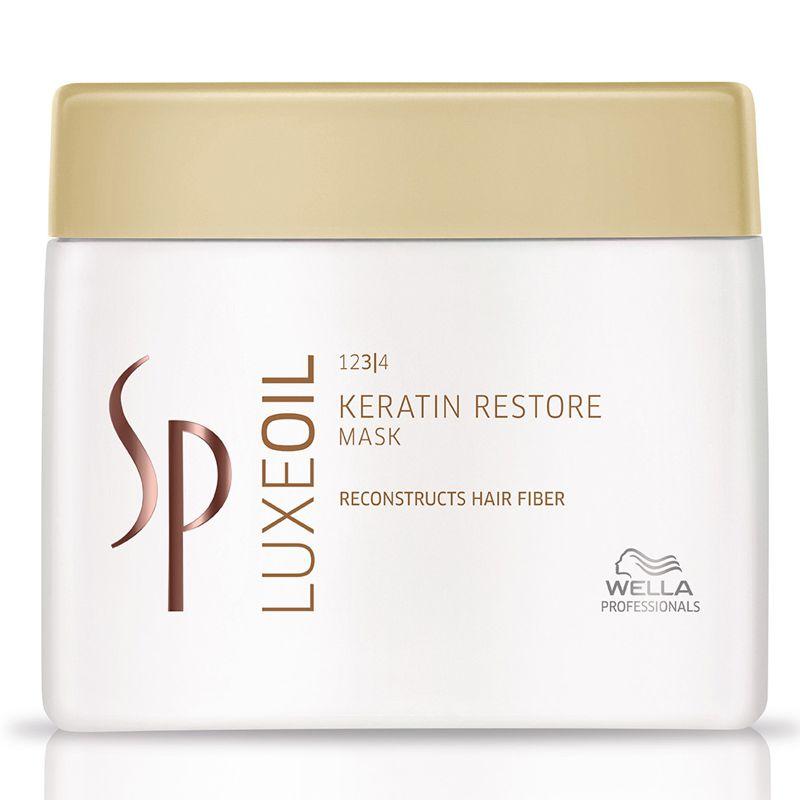 Masca Reparatoare - Wella SP Luxe Oil Keratin Restore Mask 400 ml imagine