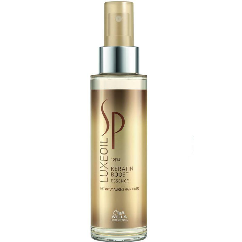 Spray Leave In - Wella SP Luxe Oil Keratin Boost Essence 100 ml imagine