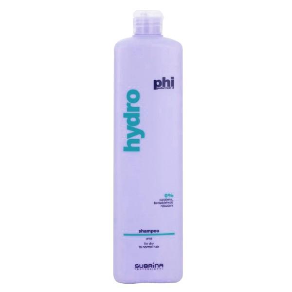 Sampon Hidratant pentru Par Normal si Uscat - Subrina PHI Hydro Shampoo, 1000ml imagine