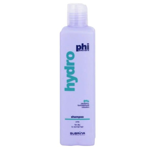 Sampon Hidratant pentru Par Normal si Uscat - Subrina PHI Hydro Shampoo, 250ml imagine