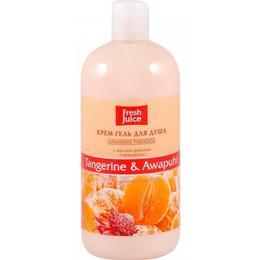 Gel de Dus Cremos cu Extracte de Mandarina si Ghimbir Fresh Juice, 500ml