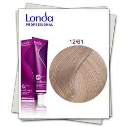 Vopsea Permanenta - Londa Professional nuanta 12/61 blond special violet cenusiu