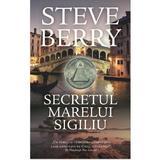 Secretul Marelui Sigiliu - Steve Berry, editura Rao