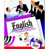 English for presentations + CD, editura All