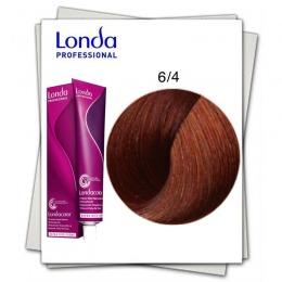 Vopsea Permanenta - Londa Professional nuanta 6/4 blond inchis aramiu