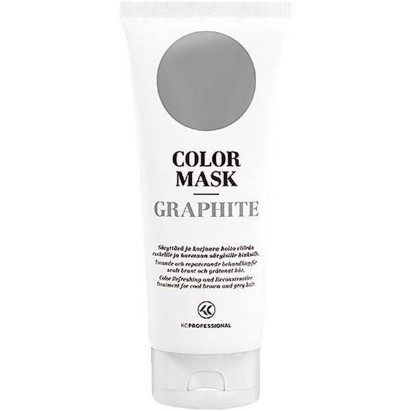 Masca pentru par vopsit - KC Professional Color Mask Graphite, 200 ml poza