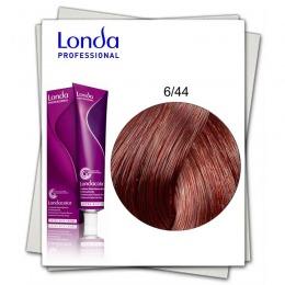 Vopsea Permanenta - Londa Professional nuanta 6/44 blond inchis cupru intens