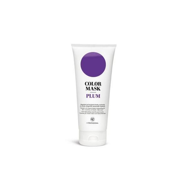 Masca pentru par vopsit - KC Professional Color Mask Plum, 200 ml