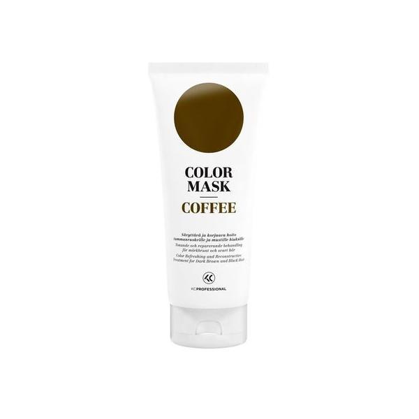 Masca pentru par vopsit - KC Professional Color Mask Coffee, 200 ml