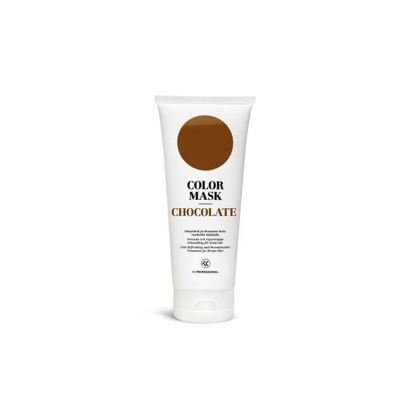 Masca pentru par vopsit - KC Professional Color Mask Chocolate, 200 ml