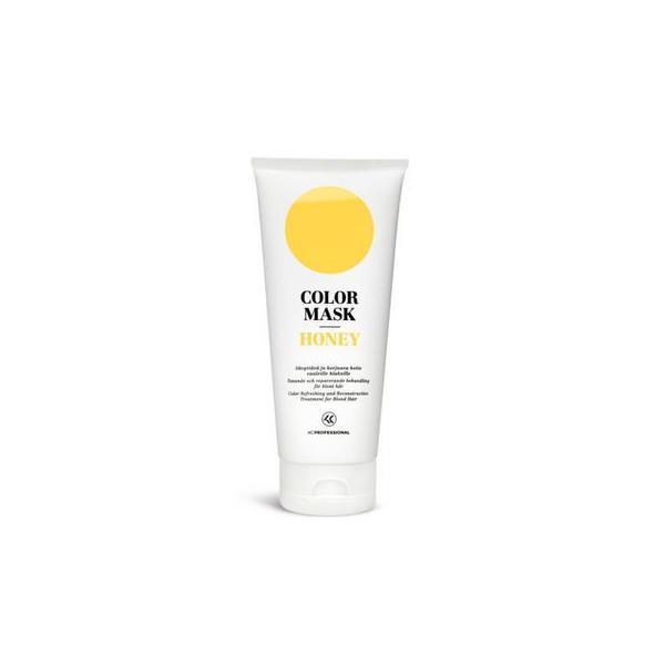 Masca pentru par vopsit - KC Professional Color Mask Honey, 200 ml esteto.ro