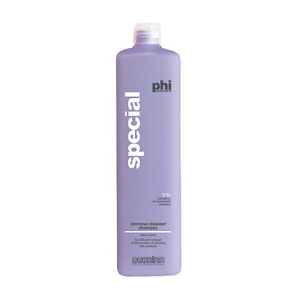 Sampon pentru Curatare Extrema - Subrina PHI Special Extreme Cleanser Shampoo, 1000ml imagine