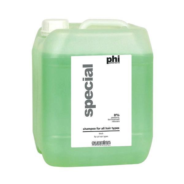 Sampon cu Extract de Mesteacan - Subrina PHI Special Birch Shampoo, 5000ml imagine