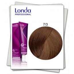 Vopsea Permanenta - Londa Professional nuanta 7/3 blond mediu natural auriu