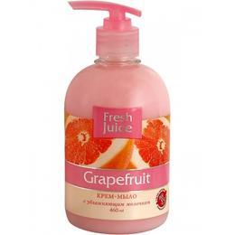 Sapun Lichid Cremos cu Ulei de Migdale si Extract de Grapefruit Fresh Juice, 460ml