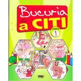 Bucuria de a citi cls 1 - Marinela Chriac, Doina Burtila, editura Tiparg